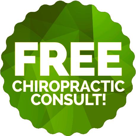 Free Chiropractic Consultation Badge – PostureWorks Denver